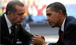 اوباما در تماس با اردوغان خواستار خروج نیروهای ترک از شمال عراق شد