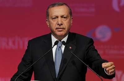 اردوغان استعفا میدهد