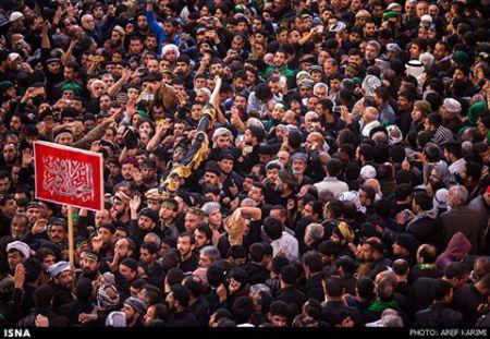 اربعین حسینی در کربلا - عراق (تصاویر)