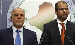 نامه اعتراض آمیز نخست وزیر عراق به حسن روحانی