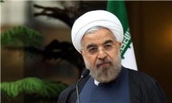 روحانی در بدو ورود به مشهد: هدف اصلی از سفر به مشهد زیارت بارگاه منور رضوی است