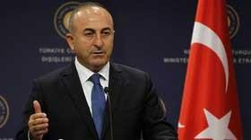 وزیر امور خارجه ترکیه: صبر ترکیه هم حدی دارد
