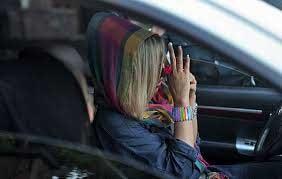 توقیف خودروی ۴۰ هزار بدحجاب توسط راهنمایی و رانندگی