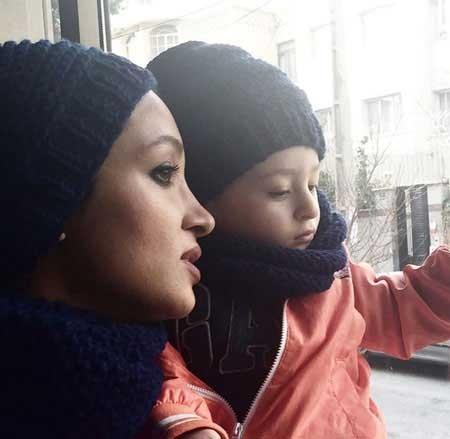 آلبوم تصاویر زمستانی بازیگران در شبکه های اجتماعی
