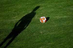 حمل اسلحه توسط بازیکنان فوتبال ایران