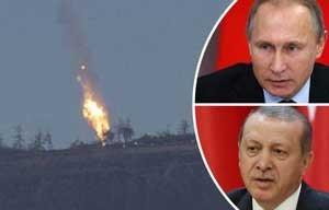 سیاست متقابل ترک ها برای مقابله به مثل با روس ها