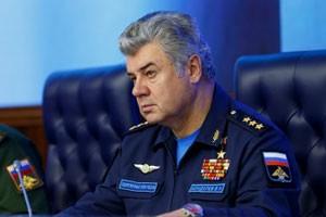 فرمانده نیروی هوایی روسیه: مسئولان سرنگوني جنگنده ما به سزای جنايت خود خواهند رسيد