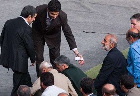 اخبار,اخبارسیاسی,احمدی نژاد