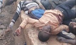 تصاویر دردناک از کشته شدن شیعیان نیجریه در جریان حمله ارتش به خانه شیخ زکزاکی