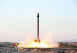 گزارش تیم نظارت بر تحریم های ایران درباره آزمایش موشک عماد