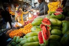 گرانفروشان را تحریم کنید، هندوانه شب یلدا نخرید