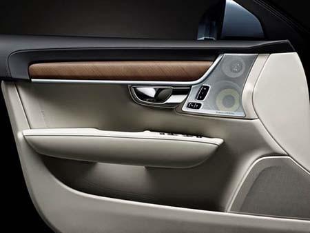 لوکسترین سدان سوئدی,ولوو S90,خودروی سدان لوکس ولوو