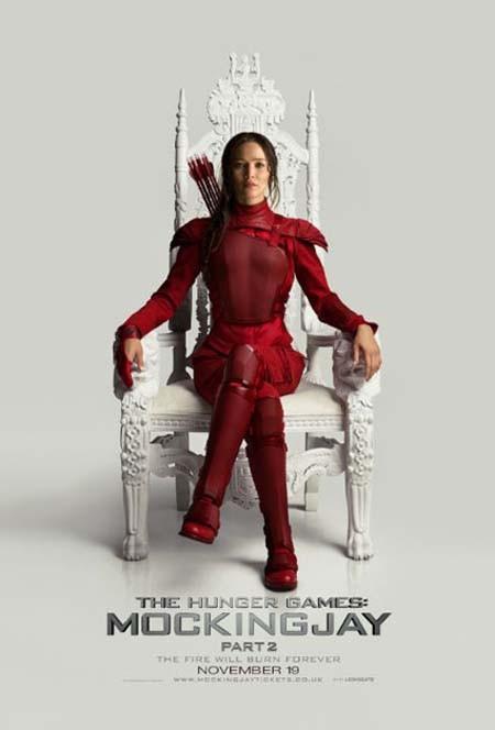 معرفی فیلم های روز: The Hunger Games: Mockingjay - Part 2