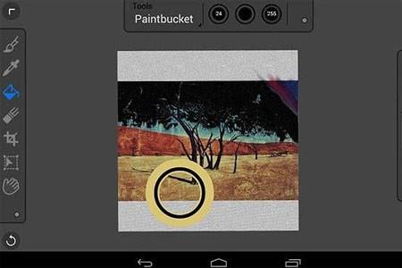 اخبار , اخبار تکنولوژی, نقاشی هوشمند در موبایل,تصاویر نقاشی هوشمند در موبایل