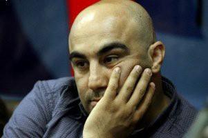 گریم جدید محسن تنابنده در فیلم فراری