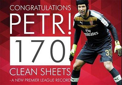 رکورد تاریخی پیتر چک در لیگ برتر انگلیس+عکس