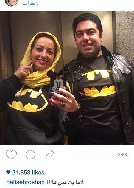 عکسهای جدید چهره های مشهور ایرانی اسفند 94