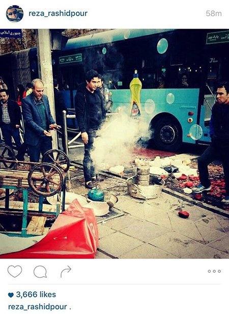 اعتراض رشیدپور به شهرداری: به جای دستفروش با همین جدیت با برجسازانی برخورد کنید که به ریش ما میخ�