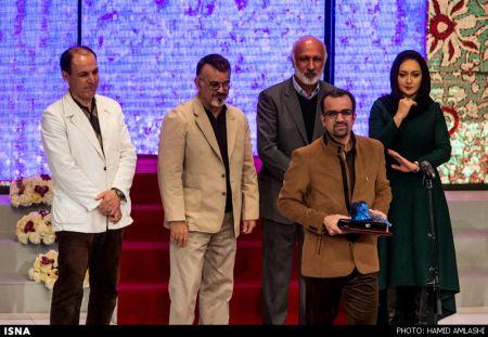 اختتامیه سی و چهارمین دوره جشنواره فجر +عکس