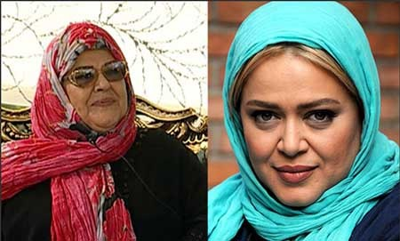 مادر و دخترهای سینمای ایران(تصاویر)