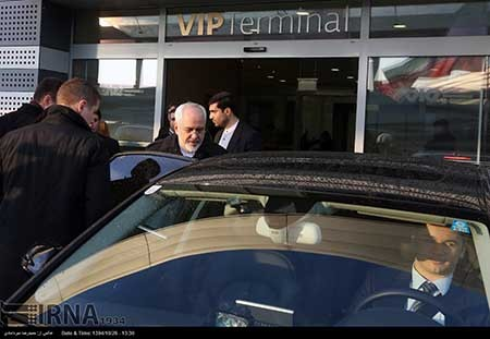 اخبار,اخبارسیاست  خارجی  , دیدار محمد جواد ظریف وزیر  با موگرینی