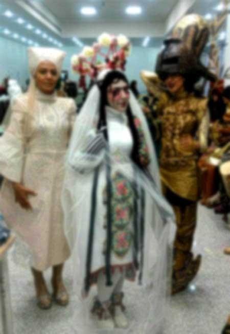 اخبار,اخباراجتماعی ,شو لباس در دانشگاه الزهرا