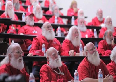 اخبار,اخبارگوناگون,دانشگاه بابانوئلها