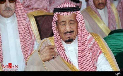 حال پادشاه عربستان وخیم شد