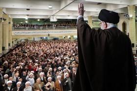 از اعماق دل از ملت ایران تشکر میکنم/ مجلس ریلگذار حرکت دولت است
