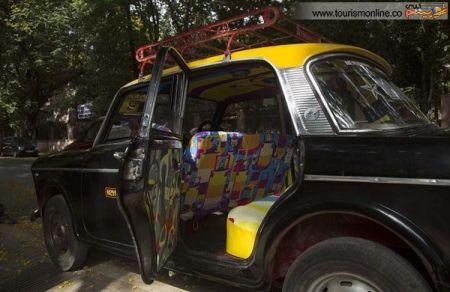 اخبار گوناگون ,خبرهای  گوناگون , در این تاکسی ها شاد می شوید