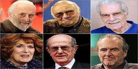 دنیای سینما در سال 2015 با این چهرهها خداحافظی کرد