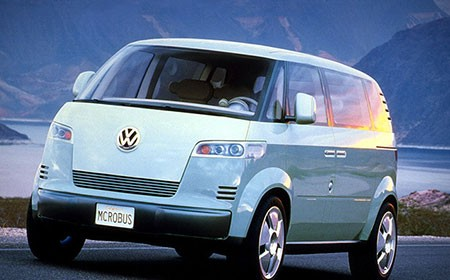خودرو مفهومی الکتریکی فولکس واگن