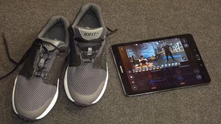 اخبار علمی,خبرهای علمی,کفش هوشمند