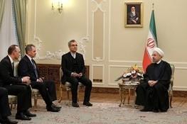 پیام ویژه پوتین به رییس جمهور ایران
