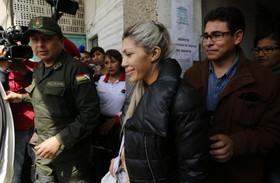 اخباربین الملل  ,خبرهای  بین الملل,معشوقه سابق رییس جمهوری بولیوی