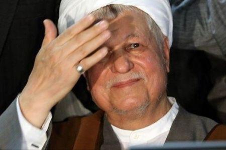 واکنش آیتالله هاشمی رفسنجانی به کسب رای اول مجلس خبرگان رهبری در کشور