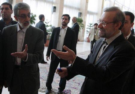 از یاران لاریجانی و حداد چند نفر وارد مجلس دهم می شوند؟