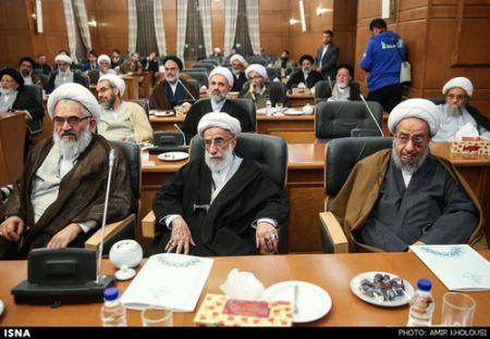 9412 25t2747 آیت الله جنتی در جلسه عصر مجلس خبرگان (عکس)