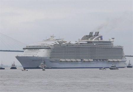اخبارگوناگون ,خبرهای گوناگون ,بزرگترین کشتی کروز دنیا