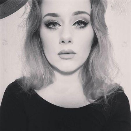 دختری که شبیه ادل است+عکس