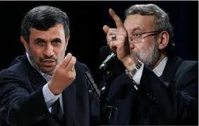 اخبارسیاسی ,خبرهای  سیاسی,   درگیری احمدینژاد و لاریجانی