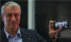 اخبارورزشی ,خبرهای ورزشی, رئیس فدراسیون فوتبال