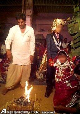اخباراجتماعی ,خبرهای اجتماعی,ازدواج دسته جمعی کودکان