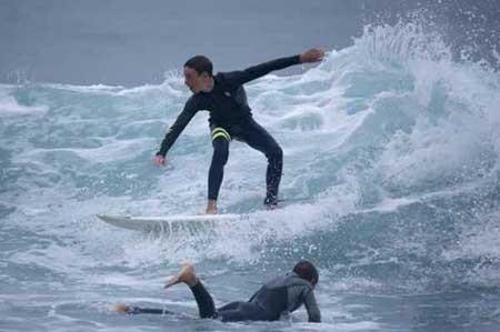 عکسهای جالب,موج سواری , تصاویر دیدنی