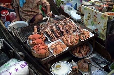 عکسهای جالب,غذاهای دریایی ,تصاویر جالب