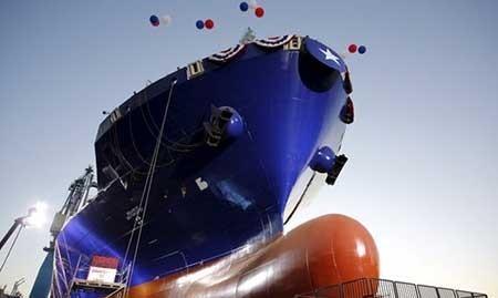 عکسهای جالب,ساخت اولین کشتی باری,تصاویر جالب