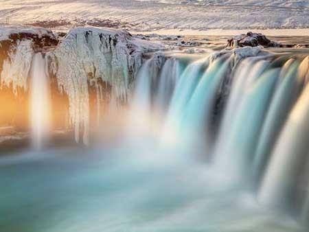 تصاویر دیدنی,آبشار ,تصاویر جالب