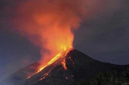 عکسهای جالب,آتشفشان,تصاویر دیدنی