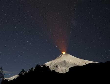 عکسهای جالب,تصاویر دیدنی,آتشفشان