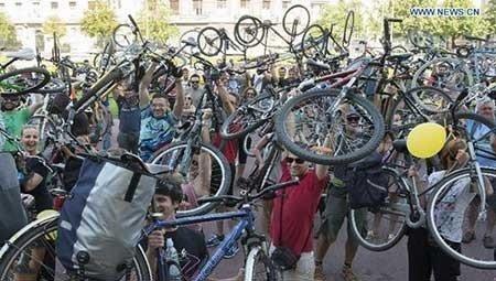عکسهای جالب,تصاویر جالب,دوچرخهسواری